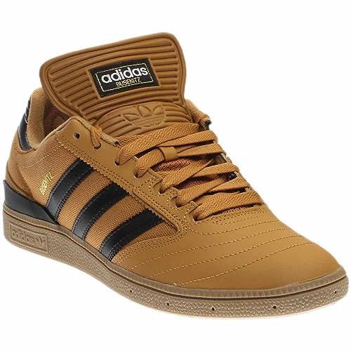 adidas (busenitz pro mesa / schwarz / kaugummi männer - skate - schuhe