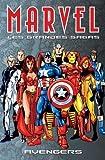 Marvel les Grandes Sagas 09 Avengers de Busiek/Perez (2011) Broché