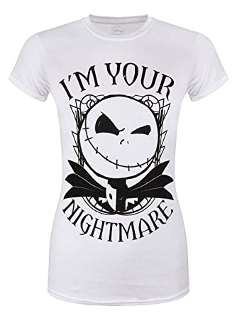 Donna Nightmare Before Christmas T-Shirt