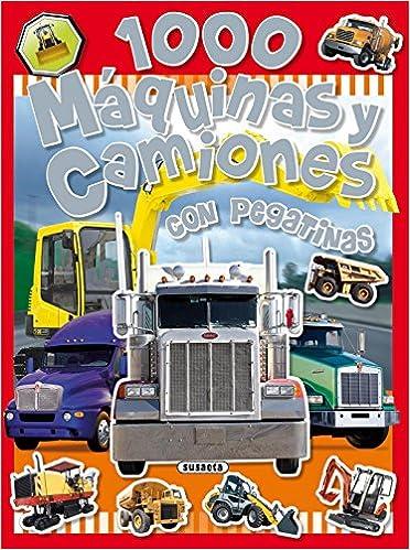 1.000 Máquinas Y Camiones por Vv.aa epub