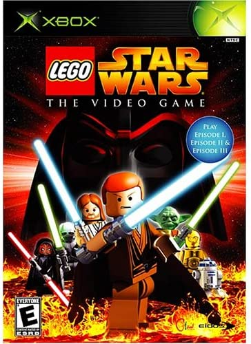 Amazon.com: Lego Star Wars - Xbox: Artist Not Provided: Video Games