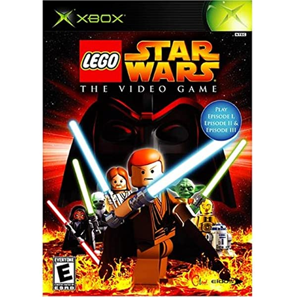 Amazon Com Lego Star Wars Xbox Artist Not Provided Video Games