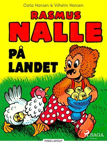 Rasmus Nalle på landet (Swedish Edition)