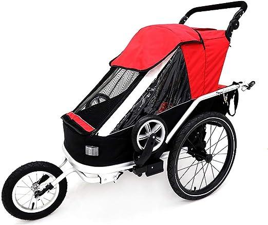 Zavddy-sp Remolque para Niños Remolque for Bicicletas niños Solo ...