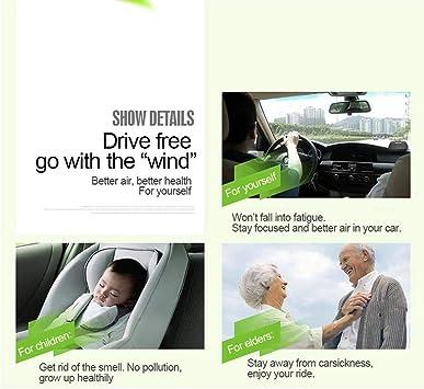 Pa Auto Lufterfrischer Auto Duft Auto Luftreiniger Für Fahrzeug Schlafzimmer Büro Reisen Auto