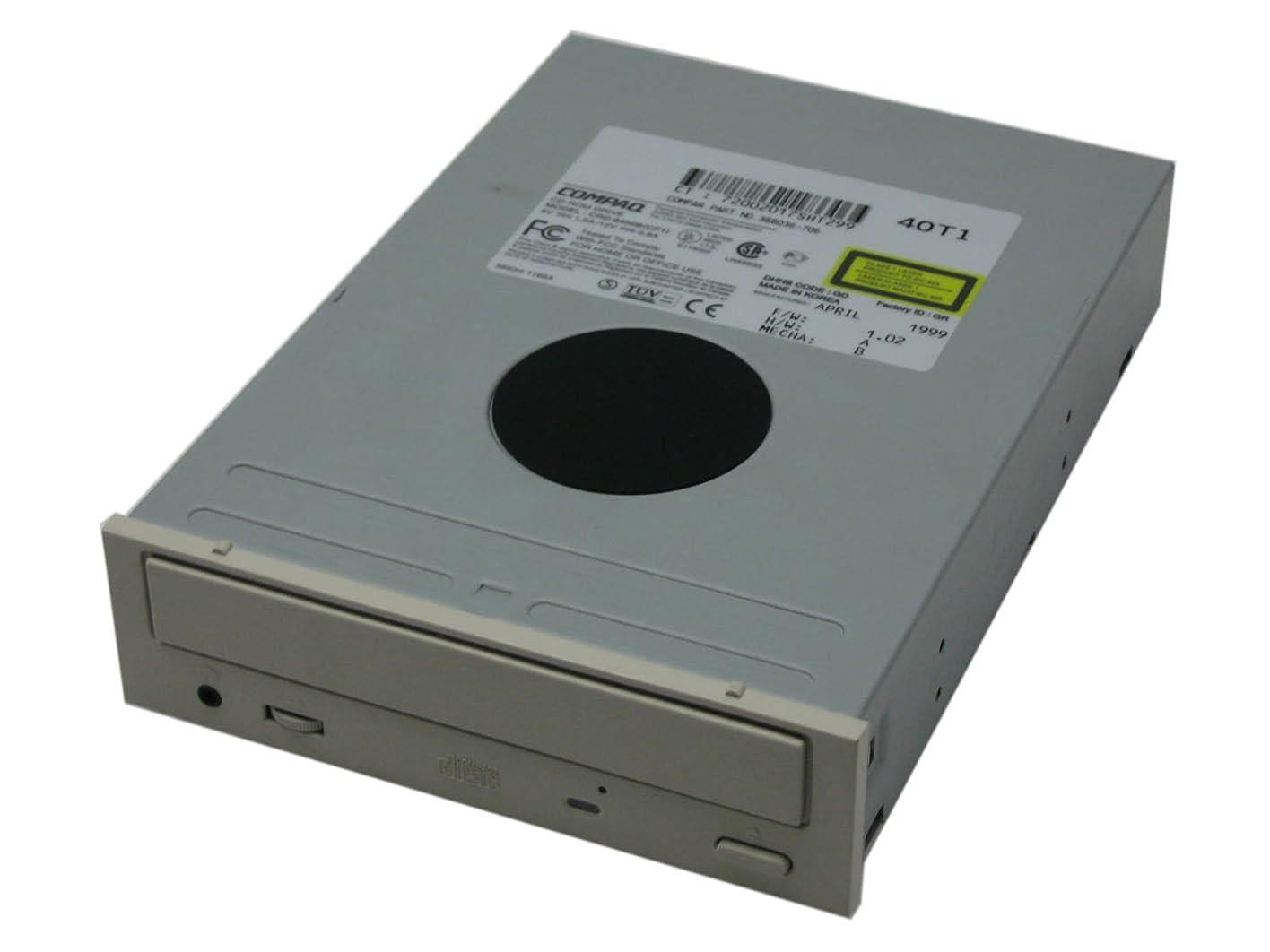 関税広げる平凡HP 48 x IDE CD - ROMドライブ(カーボン) ProLiant ML etcサーバ – 新しい – 288894 – 001