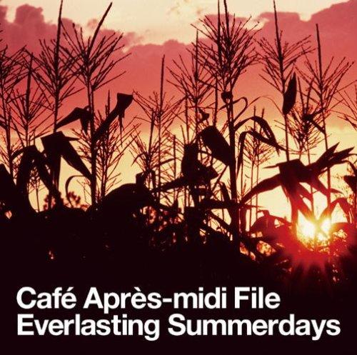 Price comparison product image Cafe Apres-Midi File-Everlasting Summerdays,Endless Summernights-