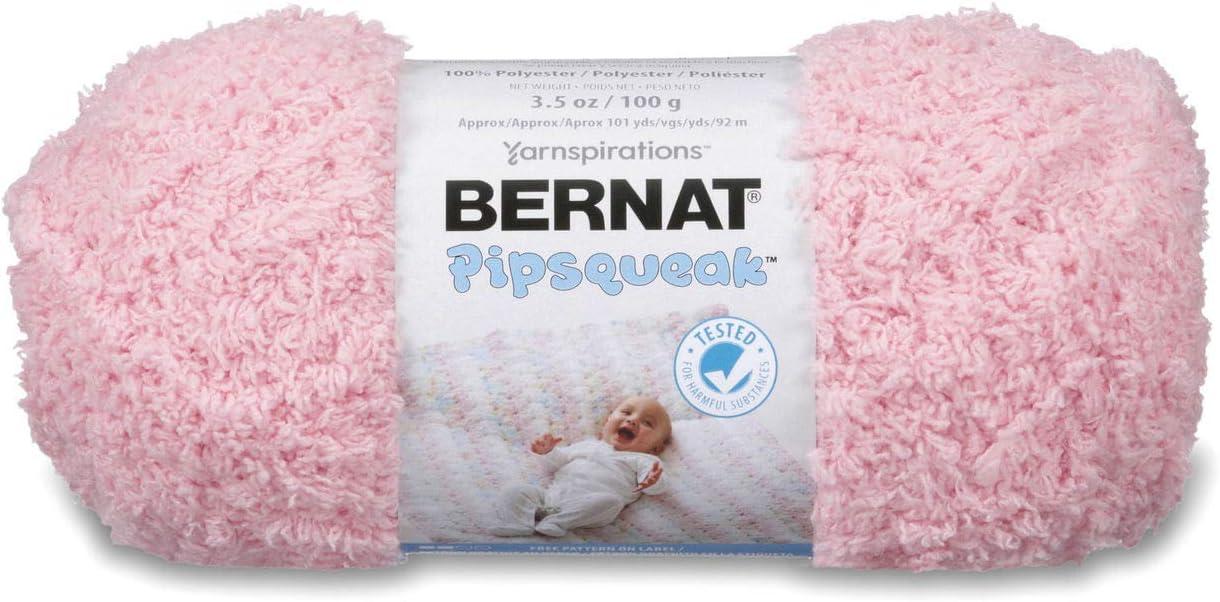 Bernat Pipsqueak Yarn-Tickle Me Pink