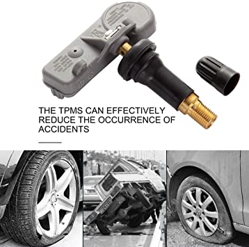 New 315 mhz TPMS Sensor Replacement Fits 2008 2009 2010 Cadillac CTS