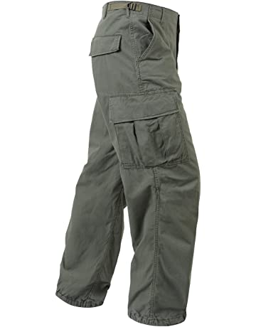 9e4d5b2d Rothco Vintage Vietnam Fatigue Pant Rip-Stop