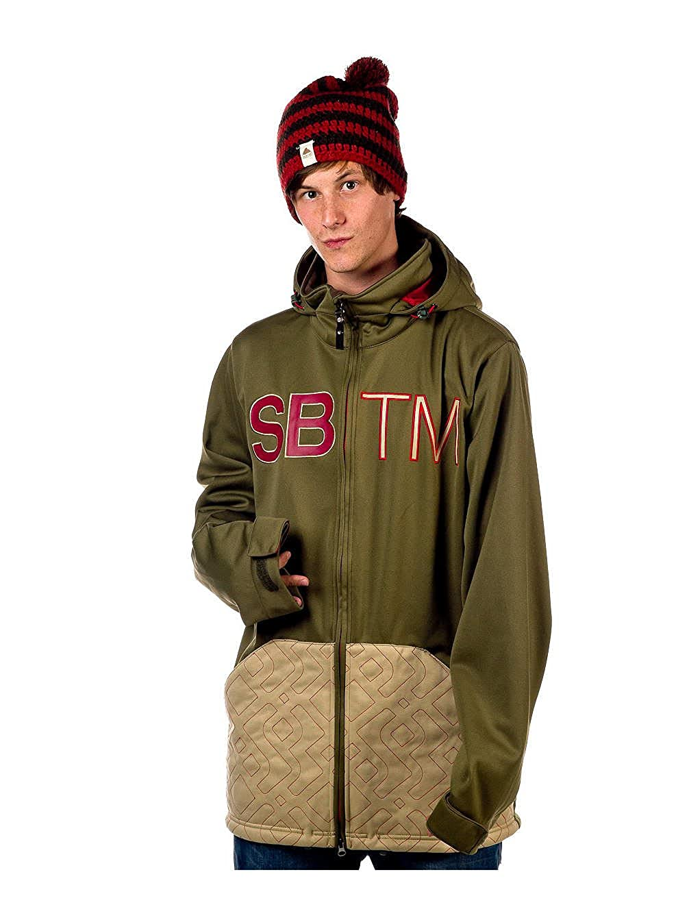 Special Blend Herren Softshell Jacke Double Team Fleece Jacket
