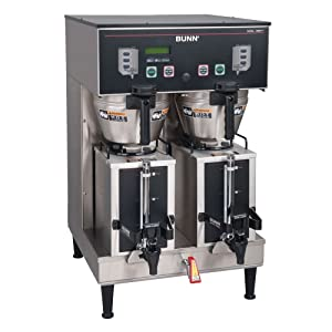 Bunn 20900.0088 Portable Dual Coffee Brewer, Brews 18.9 Gallons Per Hour