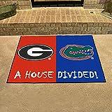 Fanmats Georgia – Florida House Divided Mat Review