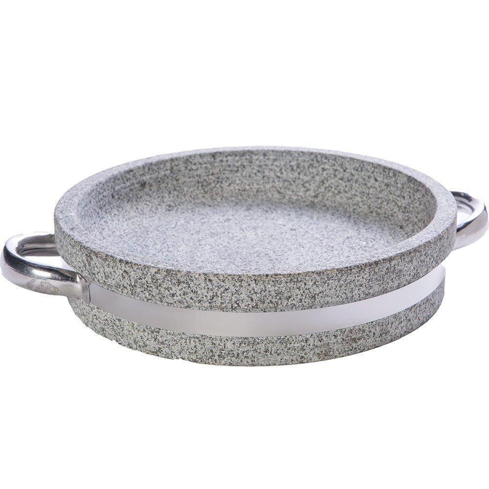 Natursten Cookware Grill - Large - 2.5''H x 10.25'' diameter