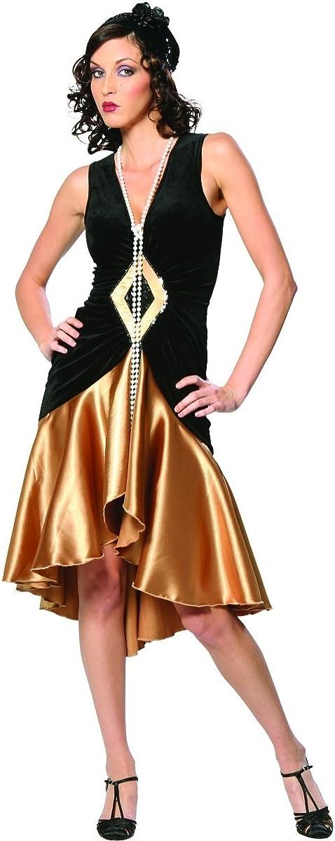 Puttin/' On The Ritz Polka Dot Child X-Large Solo Costume Size 10-12