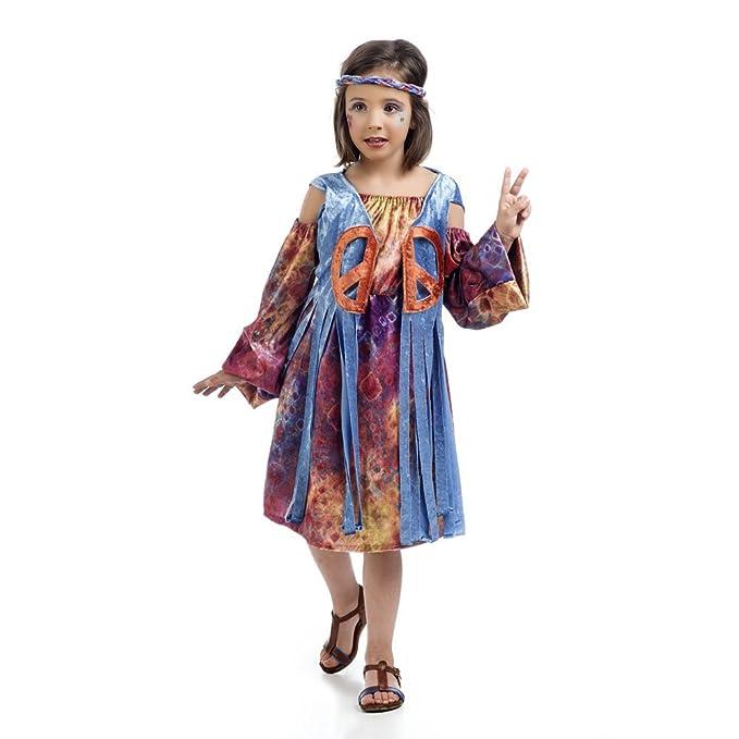 Limit Sport- Hippie Luna, disfraz infantil, 5 (MI016: Amazon.es ...