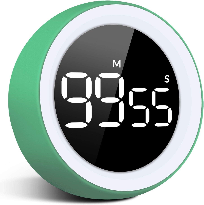 Kitchen Timer Magnetic Countdown LED Digital Timer Twist One ...
