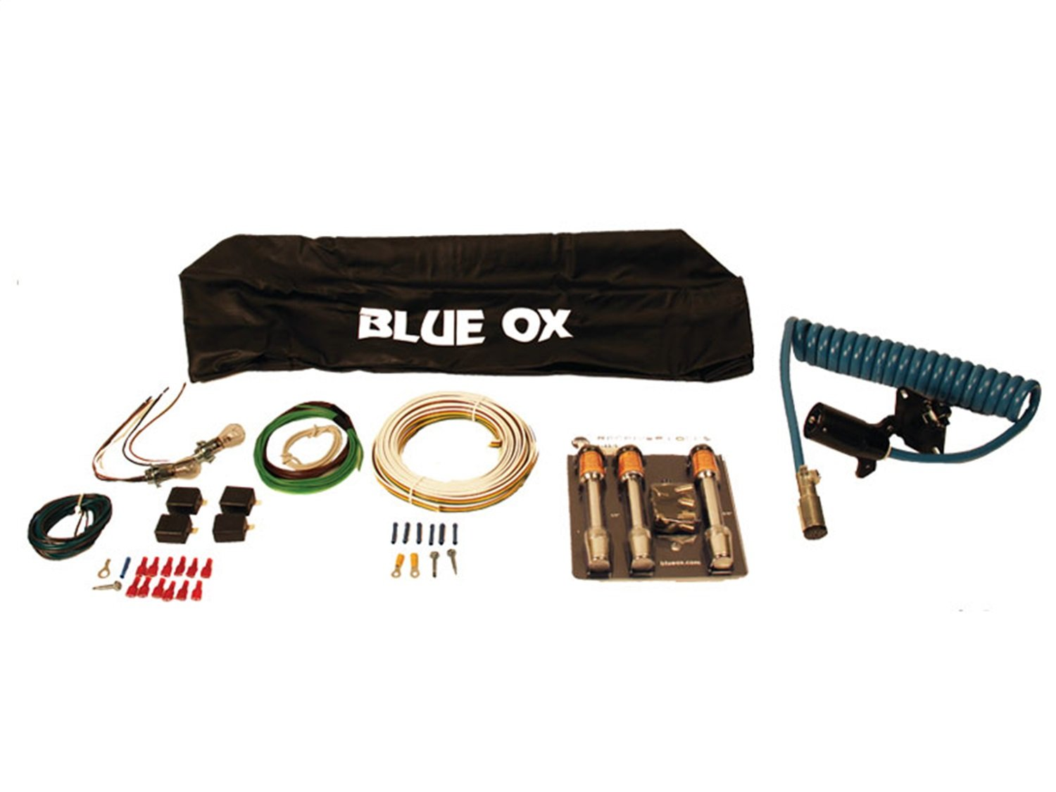 Blue Ox Bx88231 Aventa Lx Towing Accessory Kit Automotive Roadmaster Tail Light Wiring For Towed Vehicles Led Bulb And