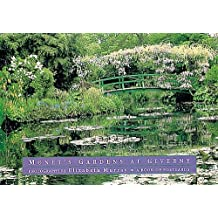 Monet's Gardens at Giverny; A Book of Postcards: A Book of Postcards SED in Newspaper/The