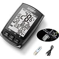 iGPSPORT iGS50E GPS Ciclismo Computer 2.2 pollici ANT + Funzione Sensore Grande Schermo Micro USB Ricaricabile Impermeabile GPS Ciclismo Computer Supporto per Cardiofrequenzimetro e Collegamento Sensore Velocità Cadenza