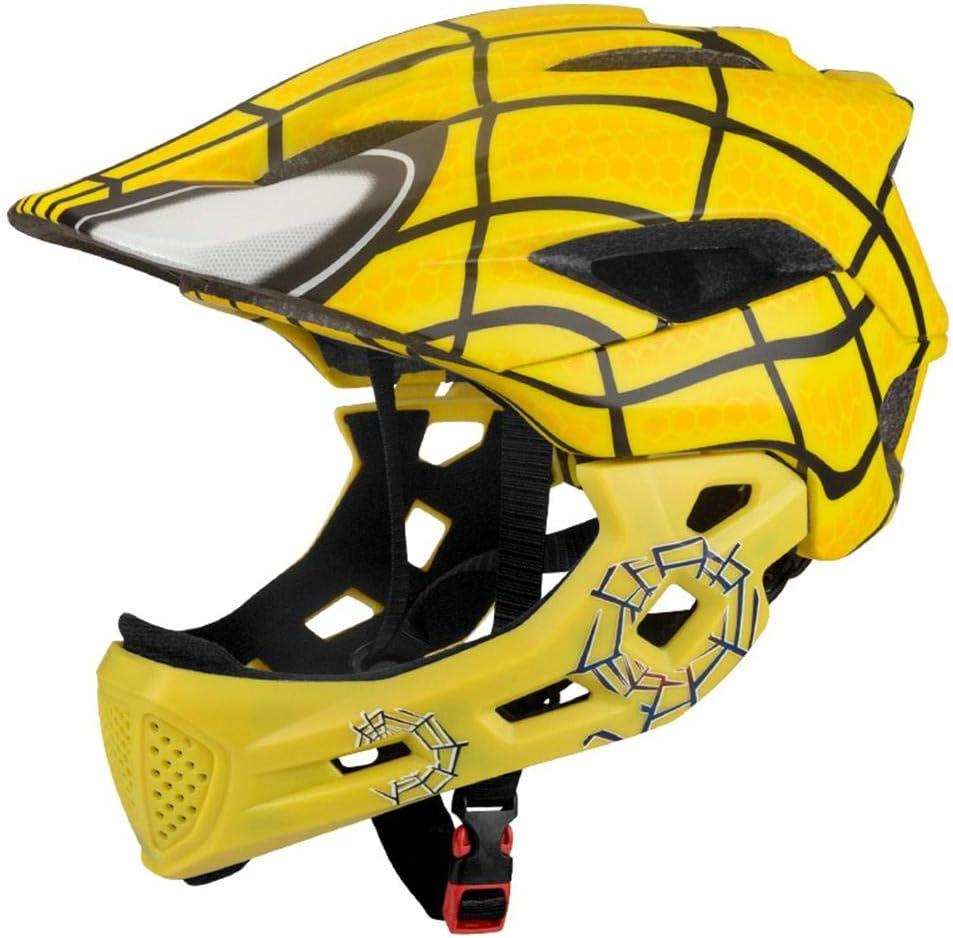 Sunneey – Casco de Bicicleta para niños, Casco de protección para la Cabeza del Patinaje, Casco de Bicicleta para niños, aplicación: Bicicleta, Patinaje, Skateboarding, Rafting, montañismo