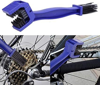 AnXin Cepillo desengrasante para Cadena de Motocicleta, Multiusos ...