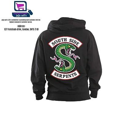Southside Serpent Unisex Sweater Riverdale Hoodie Jughead Jones Costume Cosplay