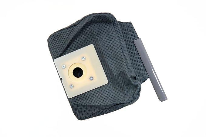 Fagor RAT-312 - Bolsa para aspiradora, tela lavable a máquina a compatible con muchos de los modelos de aspiradoras: Amazon.es: Hogar