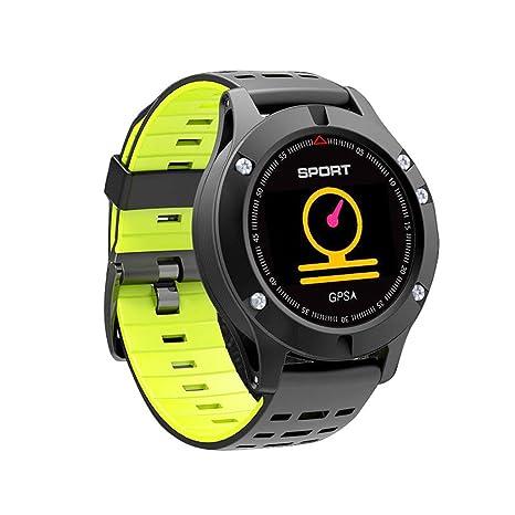 Amazon.com: Smart Watch Sports Watch Temperature Altitude ...