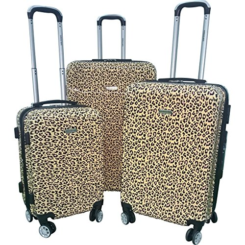 Karriage-Mate 3-Piece Hardside Expandable Spinner Luggage Set by Karriage-Mate