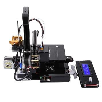 Impresora 3D Resina Impresora 3D Grande, Impresora física D1 3D ...