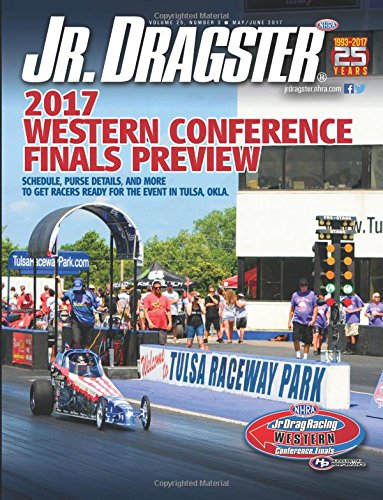 Jr. Dragster, Vol. 25, Number 3, May/June 2017 PDF