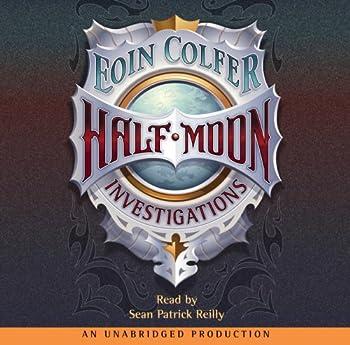 Half-Moon Investigations 1423105095 Book Cover