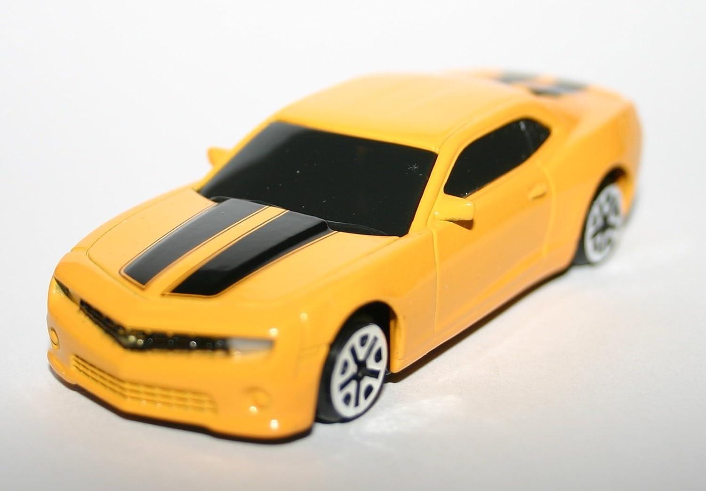 Inconnu Chevrolet Camaro RMZ City 3004 1:64 Scale Model Car Diecast Metal Junior Collection
