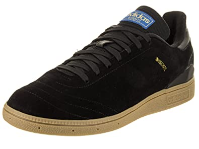 new products 3bb78 82bd9 Amazon.com   adidas Men s Busenitz RX Skate Shoe 9 Black   Fashion Sneakers