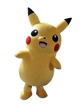 Sinoocean Pikachu Pokemon - Disfraz de Halloween para Disfraz de ...