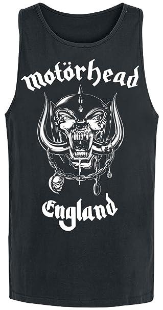 Motörhead Born To Lose Camiseta Tirantes Negro YFlcHv
