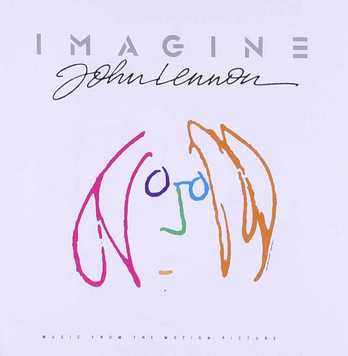 John Lennon Imagine Music From The Motion Picture Amazon Com Music