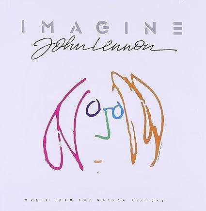 "John Lennon ""Imagine"" record album"