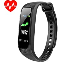 BuTure Heart Rate Monitor Fitness Tracker