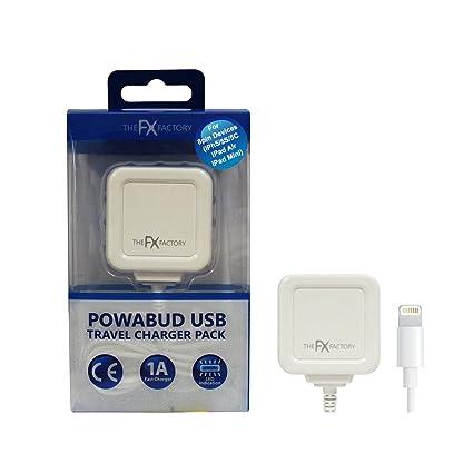 FX Factory USB-Cargador para iPhone, iPad, HTC, BlackBerry ...