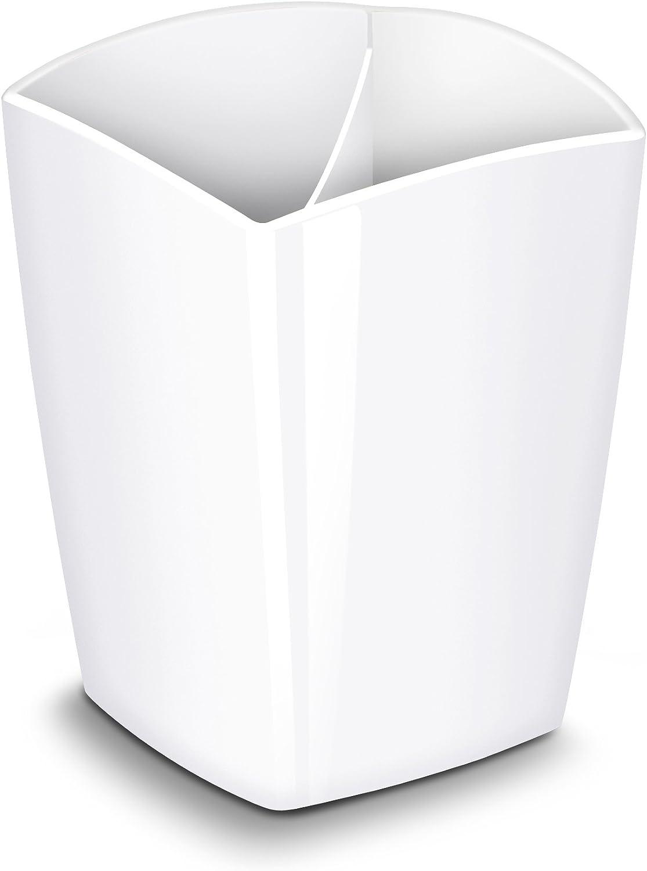 Cep 530 - Portalápices, color blanco