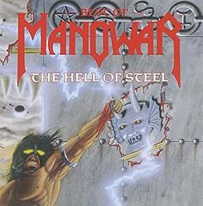 NEW Manowar - Best Of-the Hell Of Steel (CD)