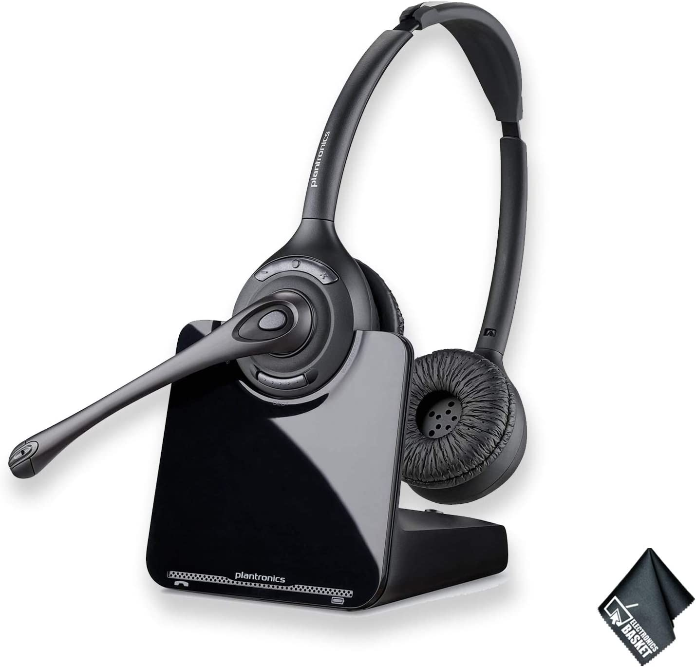 Plantronics CS520 Wireless Headset System Bundle