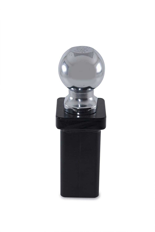 Dual Receiver Hitch 2 5//16/″ Ball Insert