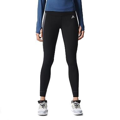 7abef4e74a468 Amazon.com: adidas Women Running Sequencials Climaheat Tights ...