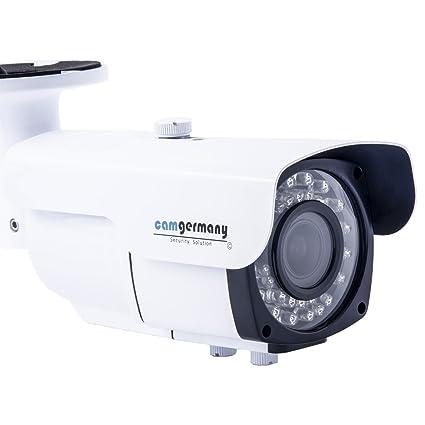 CGK de sc103 – Cam Alemania HDCVI Cámara exterior de vigilancia 720p HD, 2.8 –