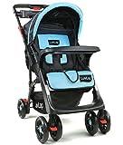 Luvlap Sports Stroller (Blue/Black)