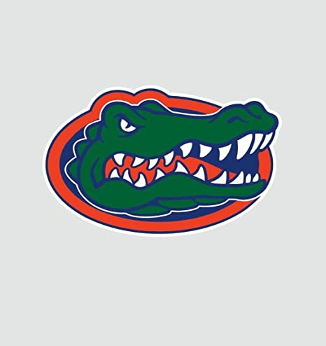 Florida Gators College Football NCAA Color Sports Decal Sticker-Free Shipping