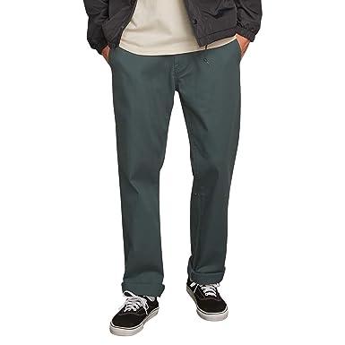 9283969b33b Amazon.com  Volcom Men s Frickin Regular Chino Pant  Clothing